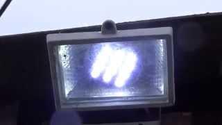 Светодиодная лампа и прожектор своими руками. Видео №66(Светодиоды - http://ru.aliexpress.com/item/Free-Shipping-100PCS-LOT-1W-100-120LM-LED-Bulb-IC-SMD-Lamp-Light-Daylight-white-Red/2038580108.html?, 2015-01-28T16:20:47.000Z)
