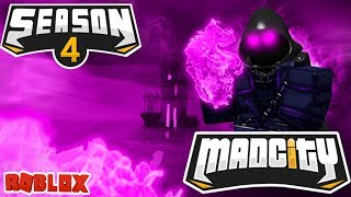 👿 HOW TO BECOME a SUPER VILLAIN in Mad City-ROBLOX