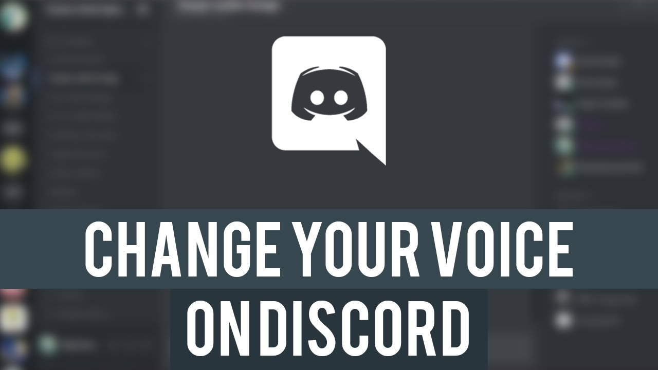 How To Change Your Voice on Discord | Best Discord Voice Changer
