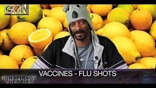 The Flu Vaccine: Snoop Dogg says no