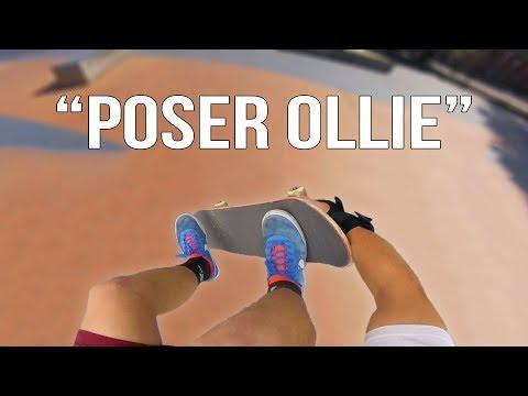 5 Types Of Ollies