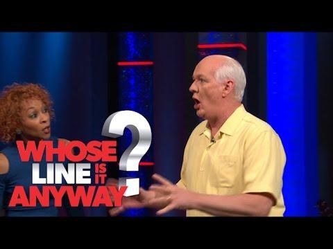 Hollywood Director: Twerking Farmers - Whose Line Is It Anyway? US