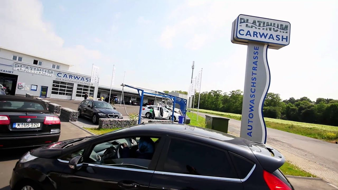 Platinum Car Wash >> Platinum Carwash Youtube
