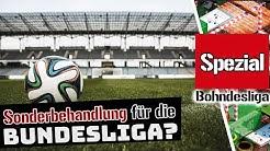 Sollte die Bundesliga-Saison weiter laufen? | Saison 2019/2020 Bohndesliga