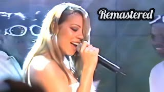 Mariah Carey - Honey (Live at Top Of The Pops, 1997)  Remastered