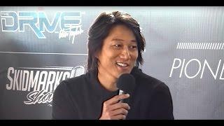 Sung Kang at the Shell SEMA Experience