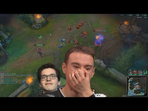 Perkz Stream Best Moments #5 | Too Good At League Of Legends Ft Mikyx thumbnail