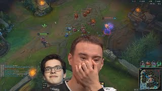 Perkz Stream Best Moments #5 | Too Good At League Of Legends Ft Mikyx