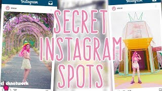 Secret Instagram Spots - Xiaxue