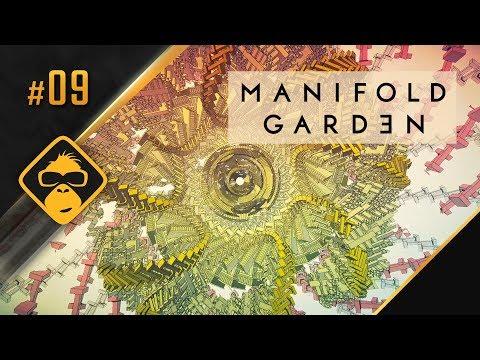 Manifold Garden #09 - let's play 🧩 Erschaffen des Zitronenbaums [Gameplay PC, German]