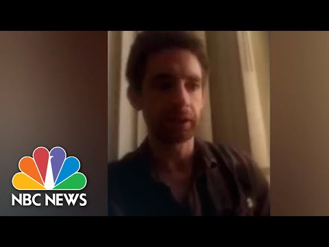 Thousand Oaks Bar Shooting Witness Describes His Escape From The Scene | NBC News