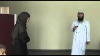 Deutsche Christ Konvertiert zum Islam 26.2.2010