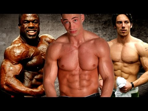 How Much Muscle Can You Build Naturally ★FOR REAL★ Steroids vs Natural | Kinobody Bodybuilders who?