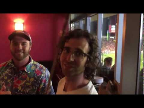 Kyle Mooney and Cookums