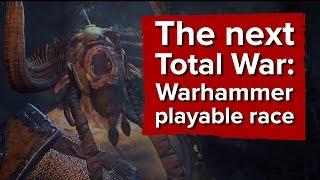 Total War: Warhammer's next playable race - Call of the Beastmen trailer