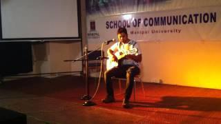 Gulabi Aankhein|Bhula do| mashup| Guitar Cover/Chords