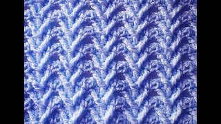 Crochet stitch for blankets, sweaters and scarves @Majovel crochet