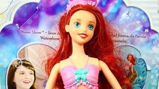 Ariel Water Show / Ариэль с фонтанчиком - Disney Princess - Mattel - X9396