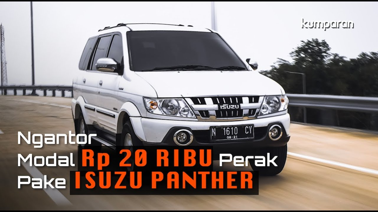 Isuzu panther 2020