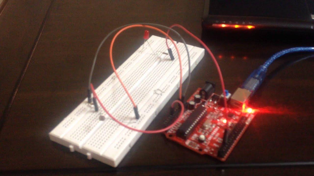 Night light using arduino - Automatic Street Light Controlling Using Arduino