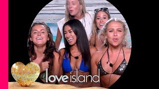Girl Code: Our Secret Challenge for the Love Island Ladies... | Love Island 2017