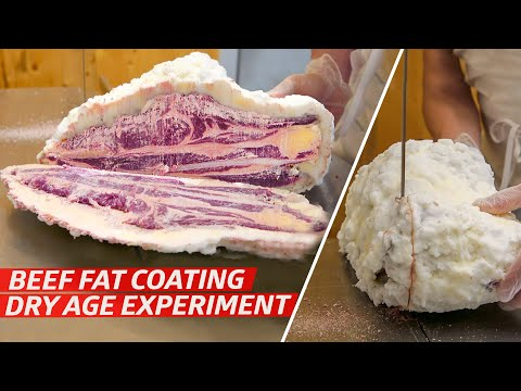 Can You Dry-Age a Steak in Beef Fat?   Prime Time