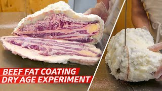 Can You Dry-Age a Steak in Beef Fat?  — Prime Time