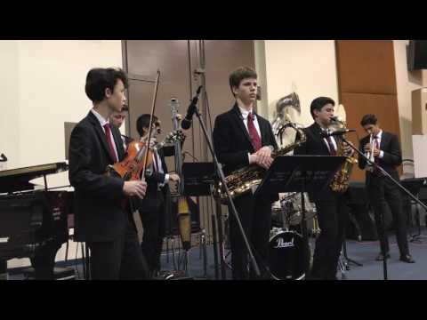 Menlo-Atherton Advanced Jazz Combo: This I Dig of You Hank Mobley RenoJF 04 27 17 SO