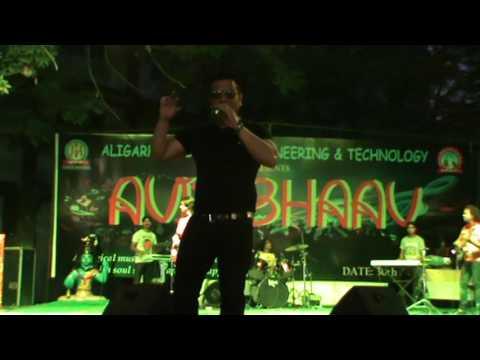 ROMY KASHYAP'... LIVE ALIGARH COLLEGE  FEST