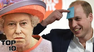 Top 10 Dumbest Royal People Of All Time