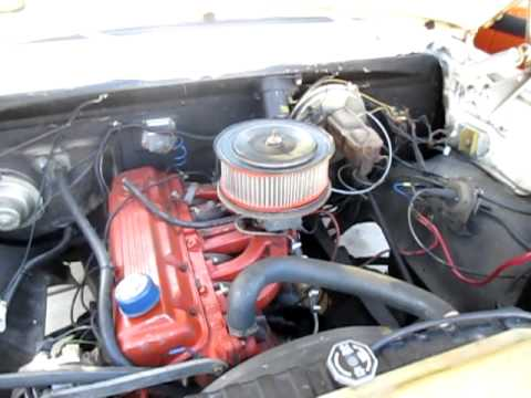 1975 Dodge Truck Engine