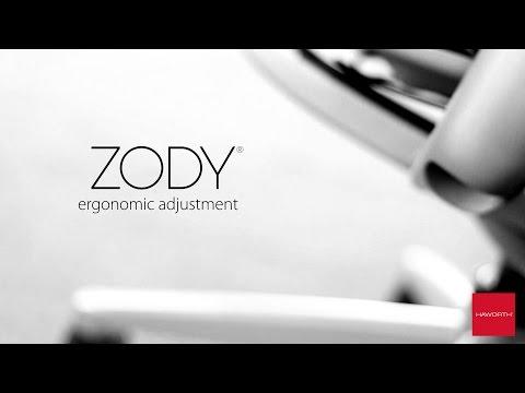 Zody Ergonomic Adjustment
