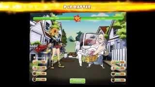 Chronicles of Nerdia - Game Play