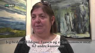 Eventyrlig kunst - det nye kunst-mekka på Nordfyn