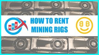 how To Rent Cryptocurrency Mining Rigs - Mining Rig Rentals Tutorial - Nicehash