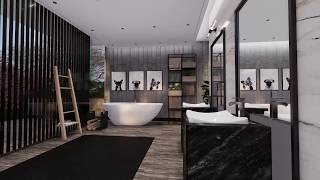 Itoma 3D Tech - Bathroom 3D video animation to impress your customers