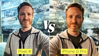 Pixel 4 versus iPhone 11 Pro: camera comparison