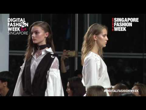 Harper's Bazaar Asia Newgen Fashion Award 2016 | #DigitalFashionWeek 2016