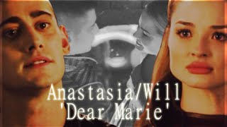 Anastasia (Red Queen) & Will (Knave) || Dear Marie