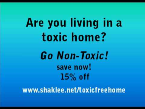 GOING GREEN STARTS IN YOUR OWN BACK YARD. CLEAN YOUR HOME THE NON-TOXIC WAY.