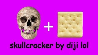 [Geometry Dash 2.11] SkullCracker by xDiji (Unrated Harder 6*)