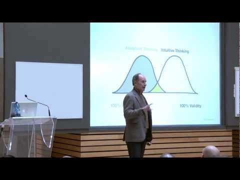 Rotman Design Challenge 2013 - Keynote by Roger Martin - YouTube