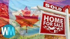 Top 10 Reasons to Move to Canada