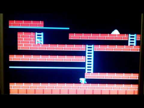 Lode runner dendy лодерунер денди игра