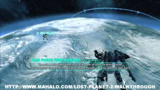 Lost Planet 2 Walkthrough - Episode 6: Meltdown - Chapter 3 - Mission 1