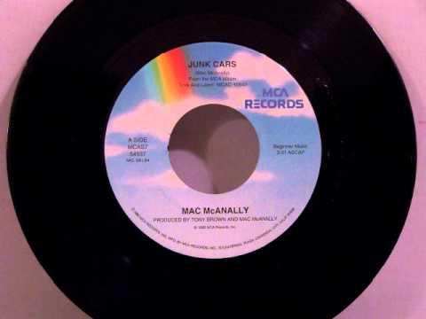 Mac McAnally - Junk Cars