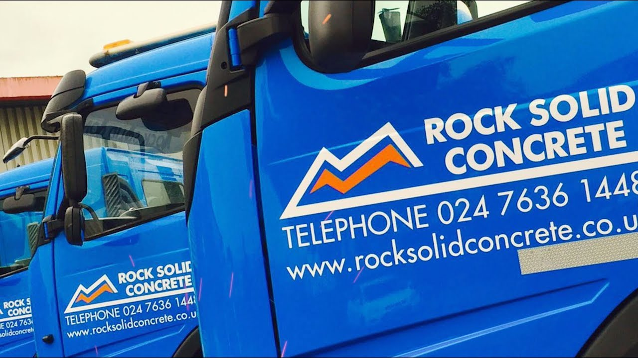 Rock Solid Concrete >> Rock Solid Concrete Promo