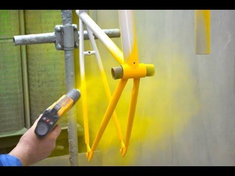 """Как покрасить велосипед """"Подготовка велосипеда к покраске"""""""