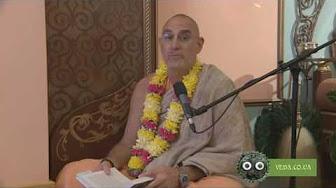Бхагавад Гита 9.34 - Бхакти Видья Пурна Свами