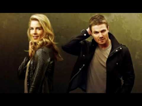 Oliver Queen  e   Felicity  Smoak [ A Thousand years  - Christina perri ]Arrow